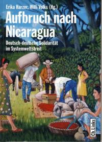 Cover des Buches Aufbruch nach Nicaragua