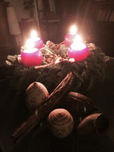 Adventskranz_21.12.2014