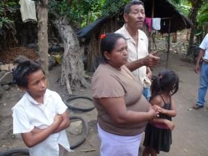 Nicas auf Ometepe
