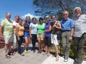 Ometepe Delegation 2015