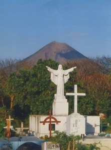 Jesus auf Ometepe