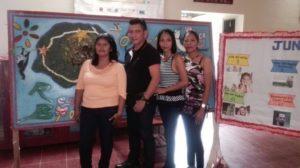 Die LehrerInnen der Escuela »La Esperanza«