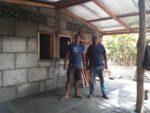 Die Konstrukteure von Projekthaus 193 in Altagracia