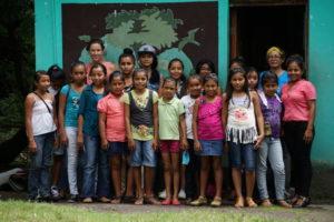 Teilnehmer des Workshops bei REMO