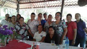 Mujeres de Ometepe